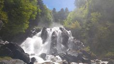 #pontdespagne  #cascade  #eau. #waterfall  #cauterets  #pyrenees  #montagne  #france  #french by jrlg44