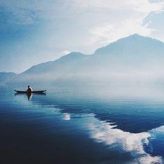 Batur Lake, Bali, Indonesia , pict by @adhidarmawan