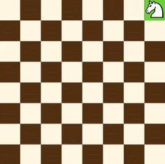 Caballo corre por el todo el tablero de ajedrez, sin repetir casilla