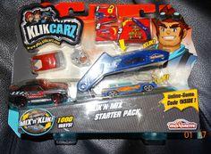 KLIKCARZ - Klik n MIX STARTER PACK - voiture QUIET STRENGTH jeu MAJORETTE