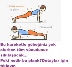 Evet bu kolay hareket ile yorulmadan zay… The easiest and most effective movement in weight loss.Yes you will lose weight without fatigue with this easy movement. Loose Weight, Ways To Lose Weight, Pilates, Fit Women Bodies, Plank Workout, Yoga Quotes, Aerobics, Excercise, Workout Plans