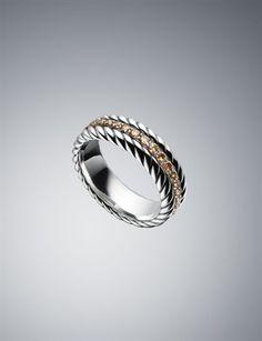 david yurman men rings - David Yurman Mens Wedding Rings