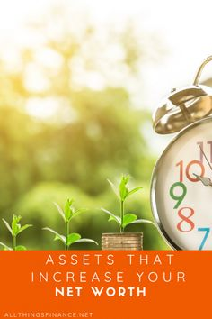 Buying assets that increase your net worth is a key strategy to building wealth. There are nearly endless assets that you can buy that will help you increase your net worth. I'll narrow it down to a few of the more common ones that the average person has access to and can invest in. #investing #investment #networth #increasingnetworth #investingmoney Investing Money, Saving Money, Average Person, Financial Success, Early Retirement, Net Worth, Money Tips, Personal Finance, Wealth