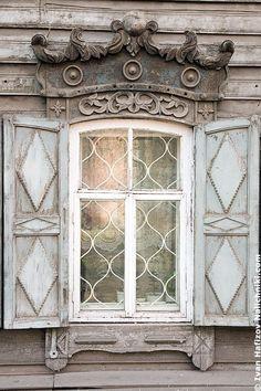 Window not a door ... but just so beautiful