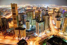 Urban  Density ... by Jishanth  A Aravindakshan, via 500px
