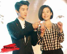 Luhan and Zishan <3
