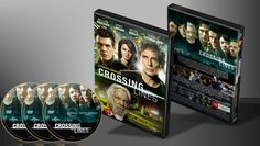 Crossing Lines - Primeira Temporada (Completa) - Capa   VITRINE - Galeria De Capas - Designer Covers Custom   Capas & Labels Customizados