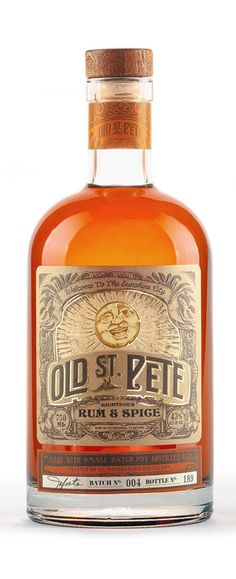Old St. Pete Craft Rum