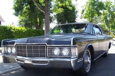 Cool Car Photos 1969 continental