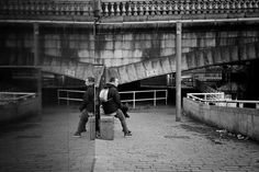 https://flic.kr/p/Q8Jqie | A Period of Reflection | Glasgow. 03.12.2016 Leica M7; 50mm APO-Summicron; HP5; Rodinal