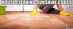 House cleaning Sunshine Coast