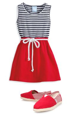 """Hot day"" by krystal-powell on Polyvore"
