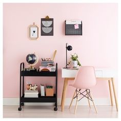 Small Yet Stylish Desk Space Collection : Target