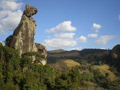 Pedra do Cão Sentado, Nova Friburgo, Rio de Janeiro, Brasil