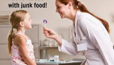 Why Kids Should Not Be Rewarded with Junk Food