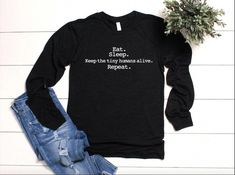 fcc6893fa81 Excited to share the latest addition to my  etsy shop  eat sleep keep the