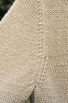 Мой метод убавления петель при формировании оката рукава и пройм (Уроки и МК по ВЯЗАНИЮ) — Журнал Вдохновение Рукодельницы