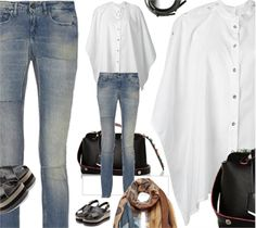 Contemporary-cool look for her