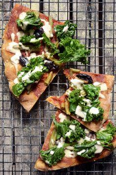 Ultimativ inpsiration: idéer til din veganske pizza [kun råvarer] Vegetable Pizza, Vegetables, Food, Essen, Vegetable Recipes, Meals, Yemek, Veggies, Eten