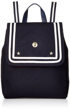 Tommy Hilfiger Women's Ava Wool Backpack. Tommy Hilfiger Women's Ava Wool Backpack Travel Backpack, Fashion Backpack, Women's Backpack, Best Travel Accessories, Backpack Reviews, Backpacks For Sale, Amazon Associates, Hiking Equipment, Tommy Hilfiger Women