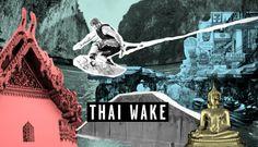 THAI WAKE por Fernando Guzi