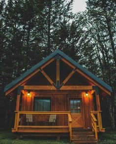Perfect simple cabin :)