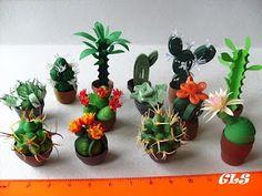 quilled cacti