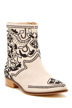Plomo Nuria Embroidered Boot by Assorted on @HauteLook