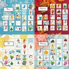 Mzelle_steffy - Advent Calendar, Holiday Decor, Home Decor, Homemade Home Decor, Decoration Home, Interior Decorating