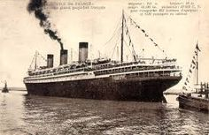 Image result for 1949 image ship ile de france Major Oceans, One Liner, Ways To Travel, His Travel, Titanic, Marines, Sailing Ships, 1, Steamers