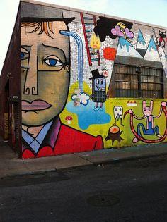 Bushwick Graffiti | New York Urban Art | Brooklyn YO!