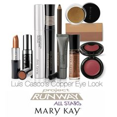 Episode 1: Love the looks you saw on the runway last night? So did we! Celebrity makeup artist Luis Casco showed us how to wear a runway-inspired copper eye look every day with Mary Kay® Cream Eye Color in Iced Cocoa and Mary Kay® Mineral Eye Color in Gold Coast! #PRAllStars