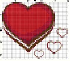 Show Mom Your Love with This Free Mother's Day Needlepoint Chart: Day 119 of the 365 Needlepoint New Year's Resolutions Challenge