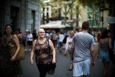 https://flic.kr/p/pRiDWv | leopard shopping | Barcelona055.jpg