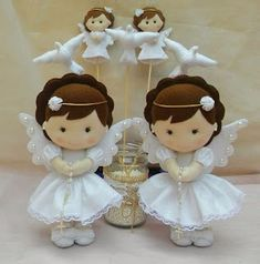 Christmas Items, Christmas Crafts, Christmas Decorations, Christmas Ornaments, Holiday Decor, Felt Crafts Dolls, Diy Angels, Angel Crafts, Felt Patterns