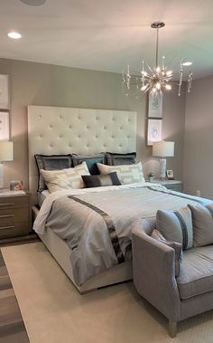 Want to make your bedroom look beautiful and glamorous? Try these awesome lighting design ideas for master bedrooms and make your bedroom decor shine. Kitchen Lighting Fixtures, Outdoor Light Fixtures, Outdoor Lighting, Bedroom Lighting, Bedroom Decor, Bedroom Ideas, Interior Design Tips, Design Ideas, Farmhouse Lighting