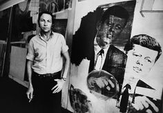 my favorite artist of all time. why? art and life. art and life.