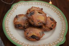 These Marzipan Mince Pies have orange scented pastry and are completely melt in the mouth. One will never be enough, and it's Christmas so why should it be? Melting In The Mouth, Mince Pies, Marzipan, Muffin, Chicken, Breakfast, Christmas, Recipes, Food