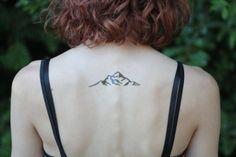 Para la persona alpinista… | Community Post: 16 tatuajes temporales gloriosamente alocados