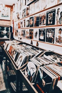 – Specialists in Buying, Selling & Collecting Rare & Vintage Vinyl Records, Albums, LPs, CDs & Music Memorabilia Collage Mural, Bedroom Wall Collage, Photo Wall Collage, Photo Collages, Music Aesthetic, Aesthetic Collage, Aesthetic Vintage, Blue Aesthetic, Aesthetic Drawings