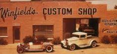 Winfield Custom Shop.