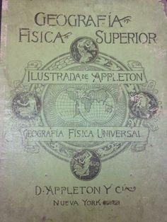 Geografía Física Superior ilustrada Appleton