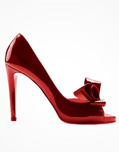 Valentino   The perfect red shoe