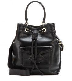 Pin for Later: 28 Taschen, die zu jedem Outfit passen Pierre Hardy Bucket Bag Pierre Hardy Bucket Bag aus Leder (1.690 €)