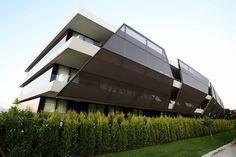Image 10 of 27 from gallery of Mi'Costa Hotel Residences / Uras X Dilekci Architects. Photograph by Özgür Arı