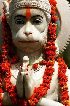 Lord Hanuman.../ Jai Shri Ram.../ Hanuman Pics, Hanuman Images, Shri Hanuman, Radhe Krishna, Sri Rama, Hanuman Wallpaper, Shiva Shakti, Effigy, Indian Gods