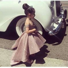 Kids Prom Dresses, African Dresses For Kids, Little Girl Dresses, Pageant Dresses, Party Dresses, Evening Dresses, Formal Dresses, Fashion Kids, Baby Girl Fashion