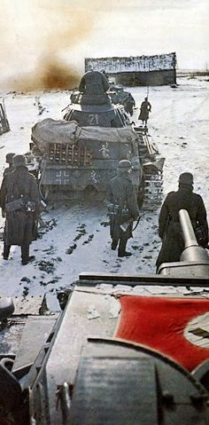 World War II in Color: Battle of Moscow