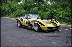 1969 Copo Corvette L88 Race Car