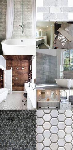 craftsman style bathroom tile - Bathroom Tile Ideas Craftsman Style